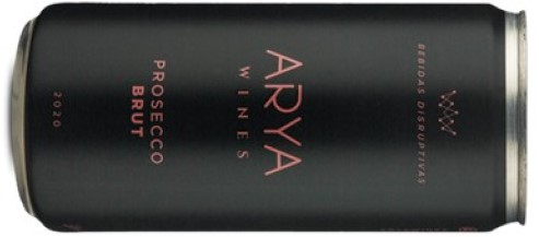 Arya Wines Prosecco Brut 2020