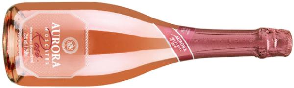 Aurora Moscatel Rosé Espumante
