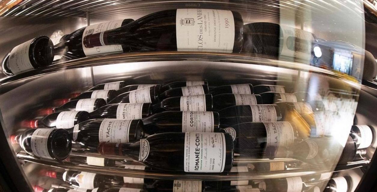 Adega Cheval Blanc Hotel Paris