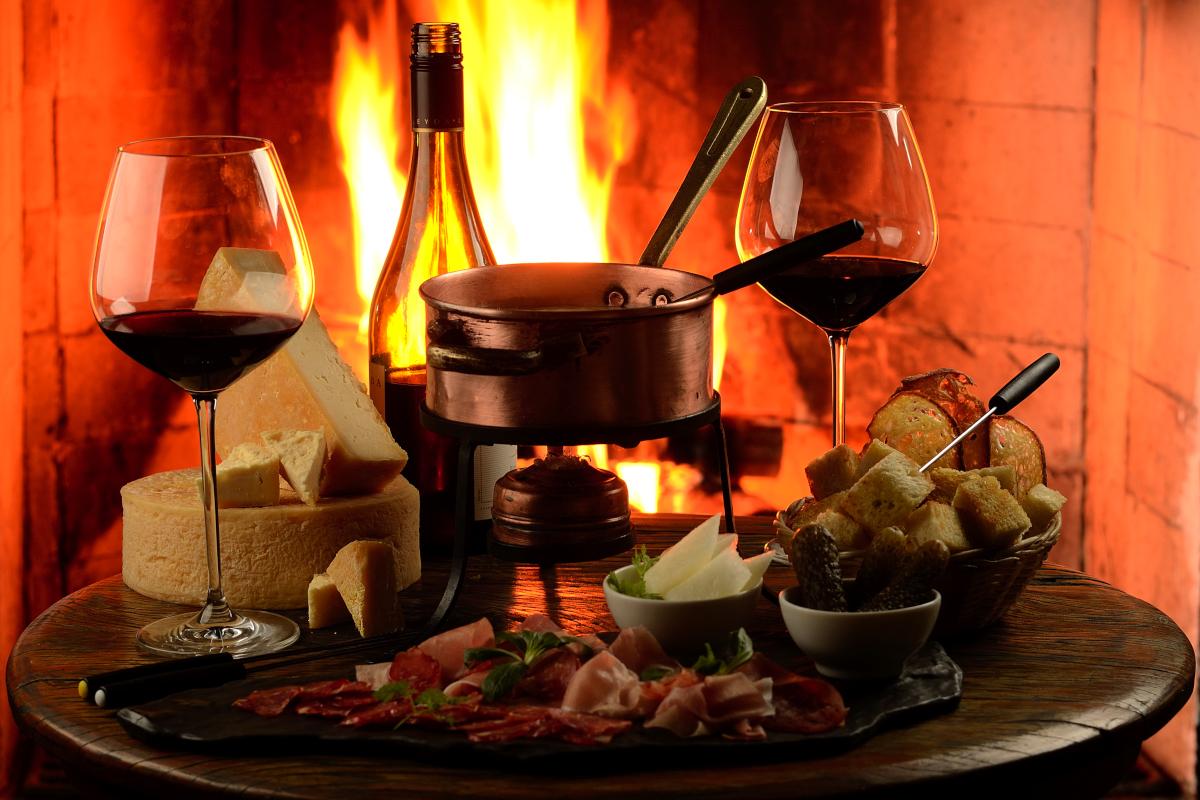 Fondues criativos e os vinhos certos são combustíveis para o ...