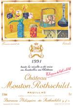 fotos: Château Mouton Rothscild/divulgação