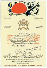 Château Mouton Rothscild/divulgação