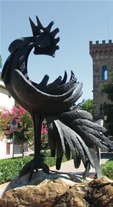 Cromacom/Escultura de Bino Bini