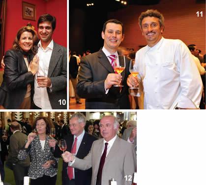 Thiago Bernardes, Denise Cavalcante e Raphael Alle