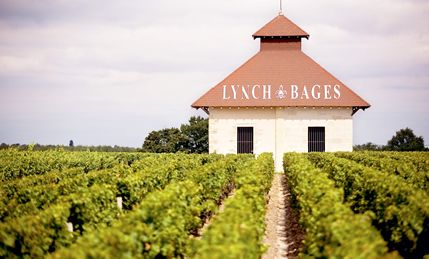 divulgação Château Lynch-Bages