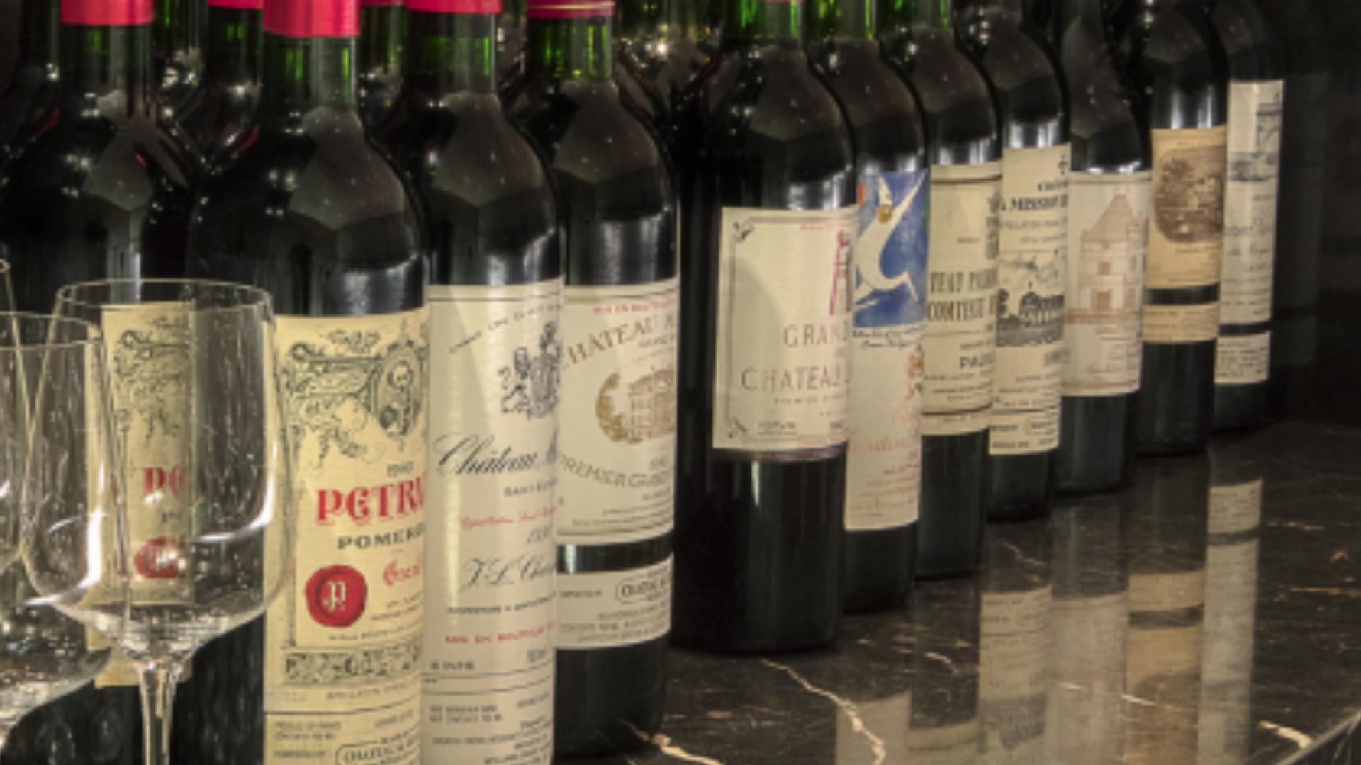 """3868e147cab Algumas degustações ficam gravadas para sempre na memória. A ADEGA  participou de uma dessas. Ela foi batizada de a degustação de """"1.000 pontos  de Bordeaux"""""""