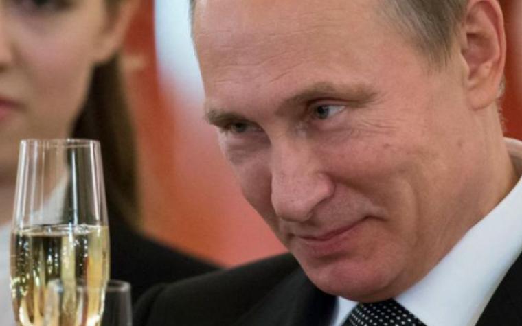 Putin - Champagne vs shampanskoye