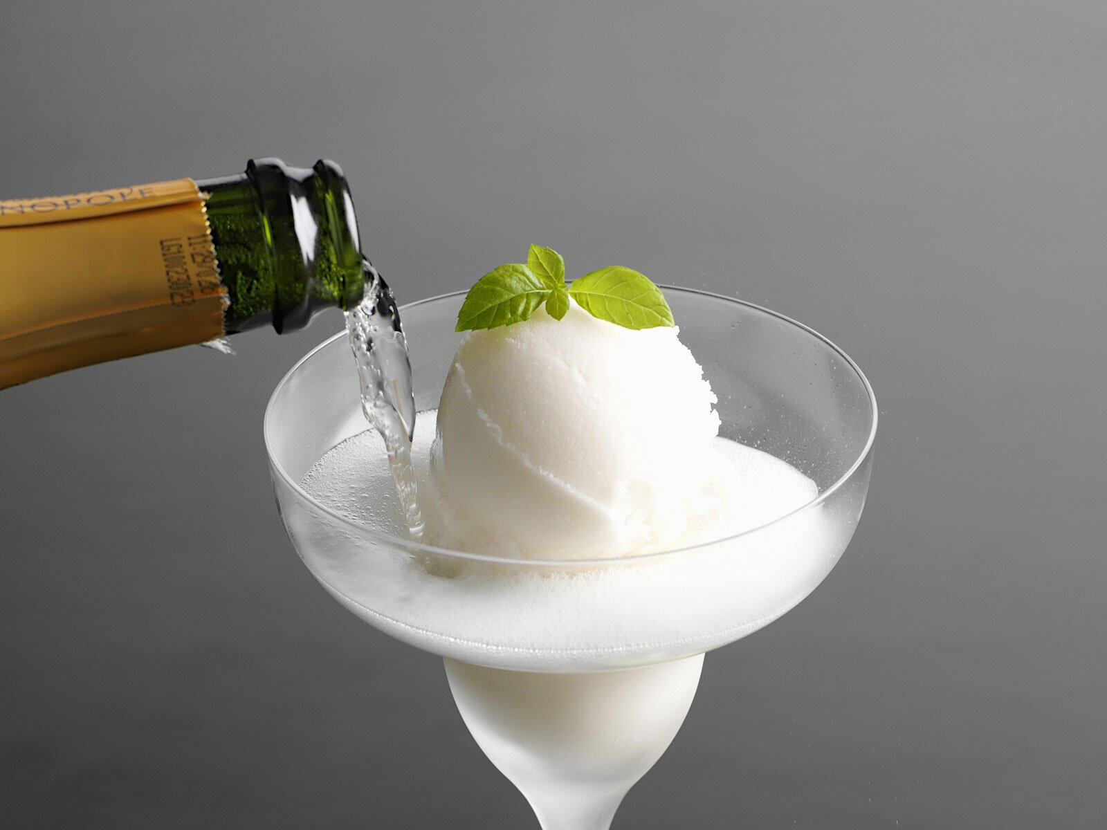 Sorbet de Champagne