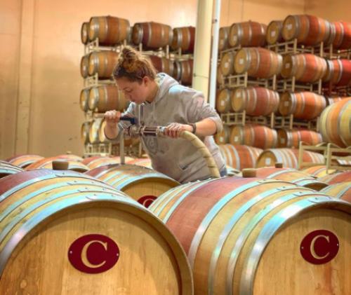 Serrano Wines. Crédito: Instagram