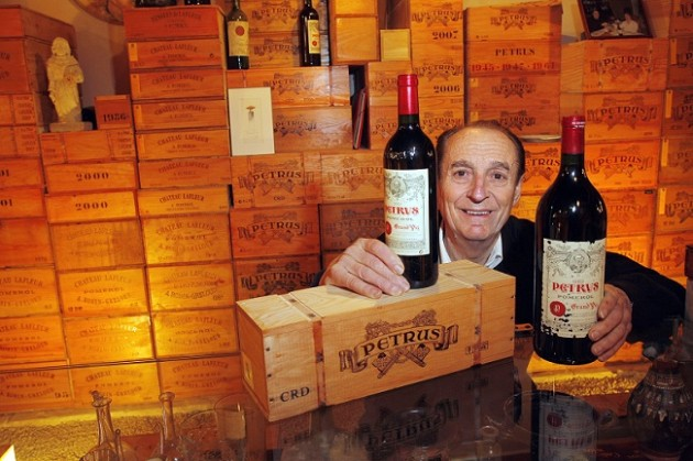 os cinco maiores colecionadores de vinho do mundo