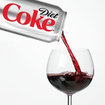 Vinho com Coca-Cola