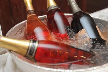 Champagne velho