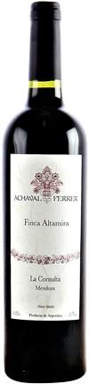 Achaval Ferrer  Finca Altamira 2011