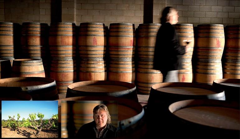 O enólogo Roman Bratasiuk, da Clarendon Hills, busca a melhor expressão de seus vinhedos e variedades