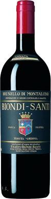 Biondi Santi Il Greppo Brunello di Montalcino 2008