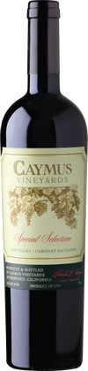Caymus Special Selection Cabernet 2007