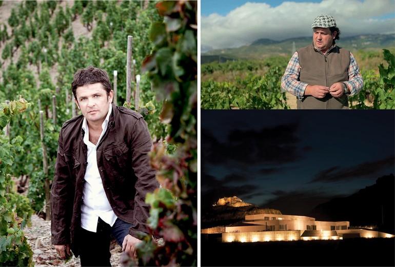 Álvaro Palácios ajudou a estabelecer os padrões dos vinhos do Priorato