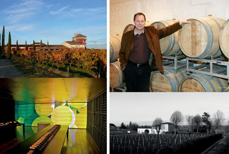 """""""O rebelde de Saint-Émilion"""", assim é conhecido Jean-Luc Thunevin, por não seguir as regras de produção dos vinhos da região"""