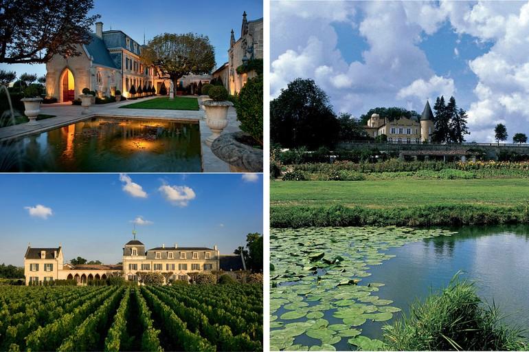 Château La Mission-Haut-Brion é vizinho do Haut-Brion e hoje ambos pertencem ao mesmo grupo
