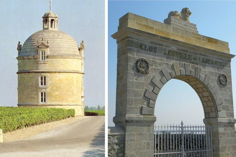 A torre de Latour foi construída como ponto de guarnição para tropas durante a guerra dos Cem Anos