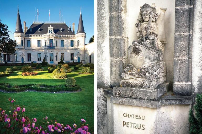 Pétrus é um fenômeno recente. Sua fama começou em meados do século XX, quando foi oferecido no casamento da rainha Elizabeth II