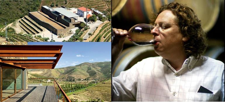 Niepoort é uma das mais tradicionais casas de Vinho do Porto, porém, Dirk é um dos precursores da revolução dos tintos no Douro