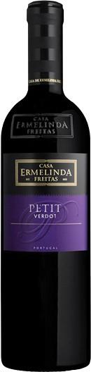 CASA ERMELINDA DE FREITAS PETIT VERDOT 2011