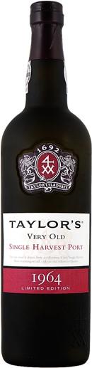 TAYLOR'S COLHEITA 1964