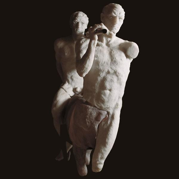 Oenopion e o centauro Pholos