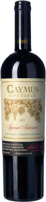 CAYMUS SPECIAL SELECTION 1990