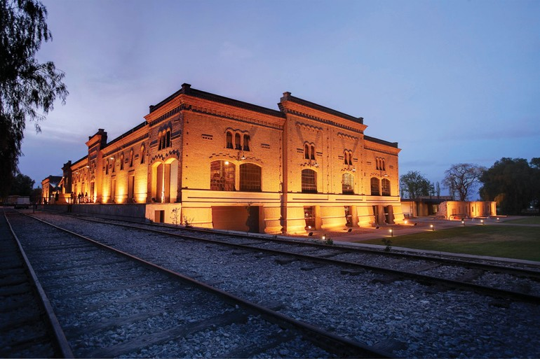 Edifício histórico da Trapiche