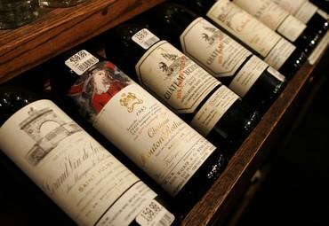 vinhos caros