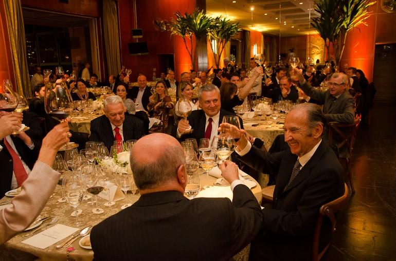 Jantar de celebração dos 20 anos de Catena na Mistral