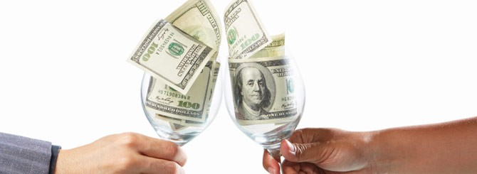 vinho investimento
