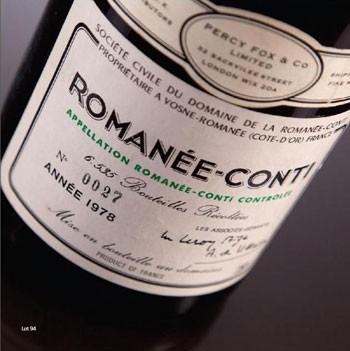 Romanée-Conti 1978