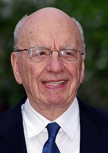 Rupert Murdoc