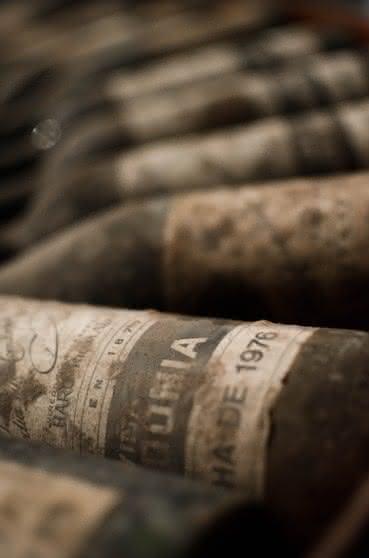 vinho antigo