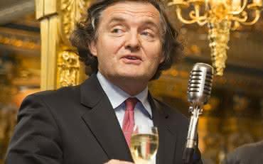 Chefe de vinícola e a presidência da França