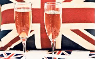 Britânicos gastam £ 800 milhões em vinho