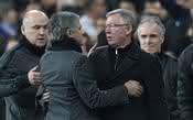 José Mourinho, Sir Alex Ferguson e o vinho