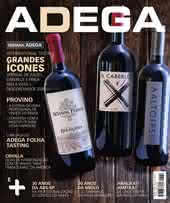 Capa Revista Revista ADEGA 169 - International Tasting