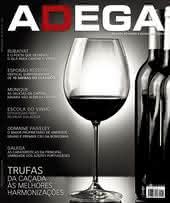 Capa Revista Revista Adega 101 - Trufas da caçada às melhores harmonizações