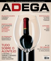 Capa Revista Revista Adega 103 - Tudo sobre o Alentejo