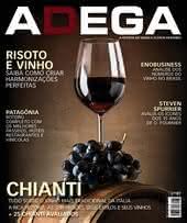 Capa Revista Revista ADEGA 113 - Chianti