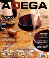 Capa Revista Revista Adega 118 - Como harmonizar vinhos antigos