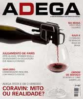 Capa Revista Revista ADEGA 127 - ADEGA testa e dá o veredito