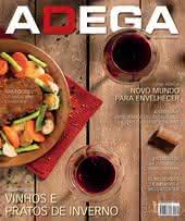 Capa Revista Revista ADEGA 129 - Harmonização