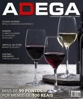 Capa Revista Revista ADEGA 130 - Superseleção