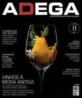 Capa Revista Revista ADEGA 132 - Vinhos à moda antiga
