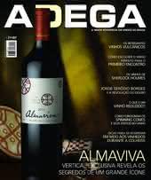 Capa Revista Revista ADEGA 135 - Almaviva